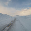 From a trip along road no 98 in Finnmark. I was driving from Tana Bru to Lakselv via Ifjorden.