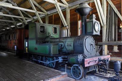 British steam in Norway, 2015