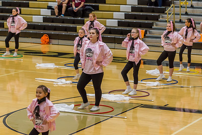 4-1-2017 Norwin Little Knights Elementary Guard