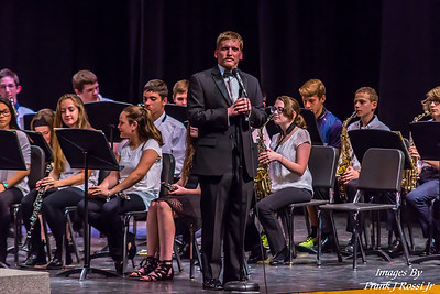 5-4-2017 Norwin 8th Grade Band