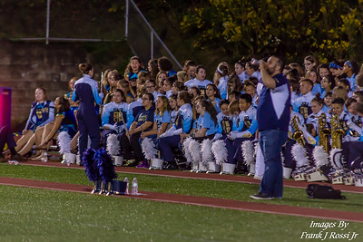 9-22-2017 Norwin Band After The Football Game
