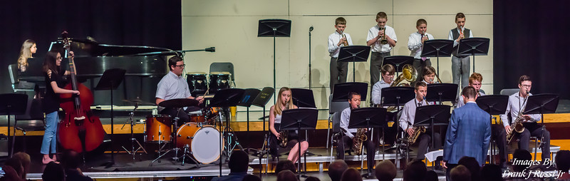5-9-2018 Norwin Jazz Bands