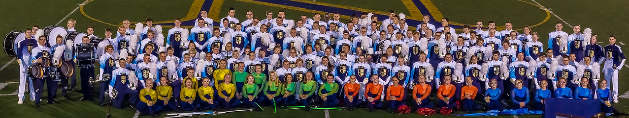2016-2017 Norwin Marching Band