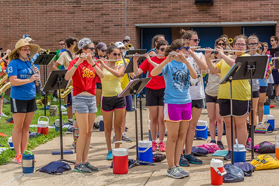 2016 Norwin Band and Guard