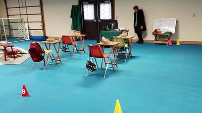 AKC Scent Work Master Interior