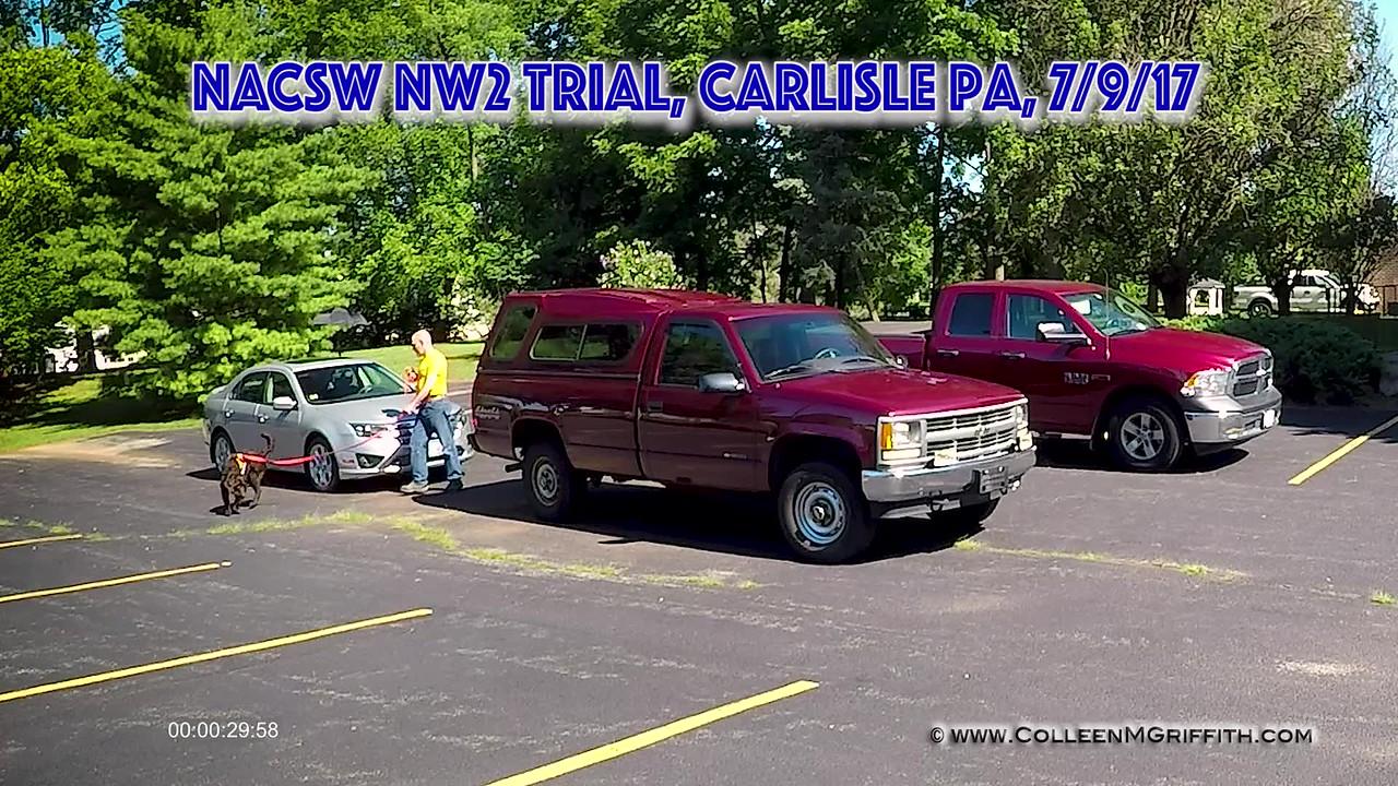 PREMIUM LICENSE, NW2 Vehicle Search:  John Kerr and Kara, 1st Place Vehicles
