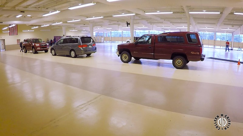 Standard Sample Video, NW1 Vehicles, Camera Angle 2 of 2