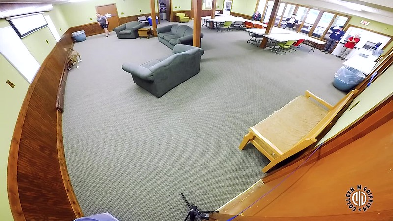Standard Sample Video, Elite Pilgrim Lodge, Camera Angle 1 of 3