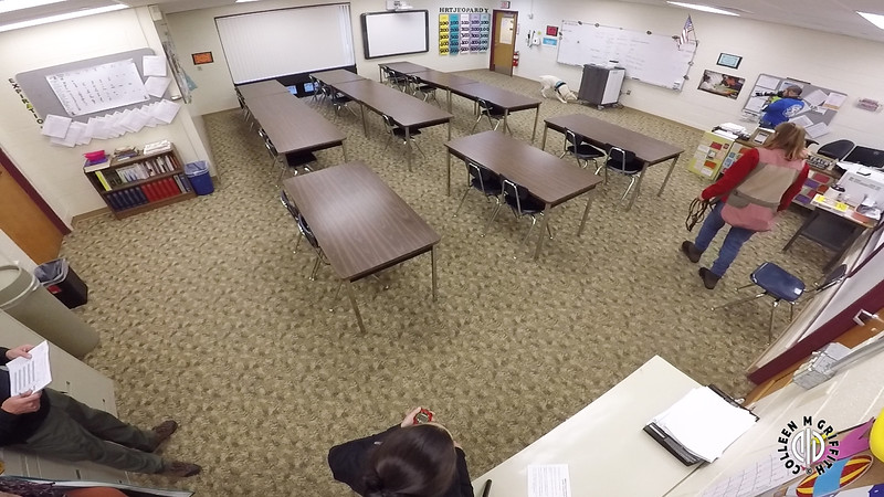 "Easton L3I ""Classroom"" Search Area #4, Standard Edited Video"