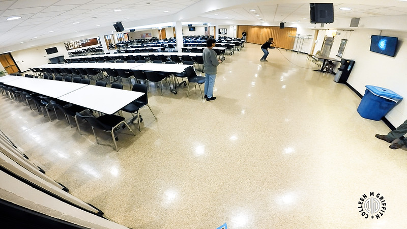 "Easton Elite ""Cafeteria"" Search Area #1, Camera Angle 2 of 3, Standard Edited Video"