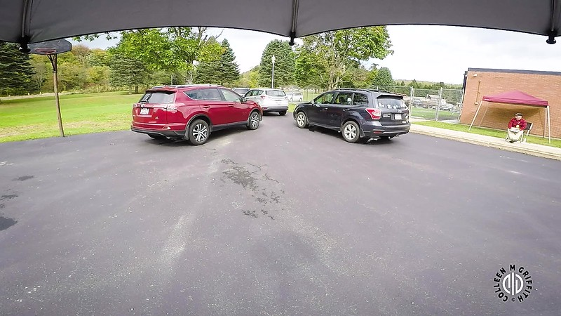 NW2 Standard Sample Video, Vehicles, Camera Angle 2 of 3