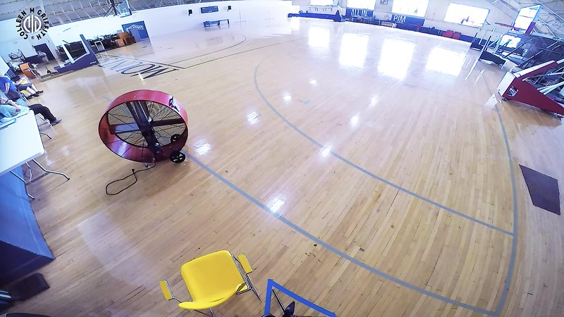 "Standard Sample Video, Day 2, Search #5 ""Gym"", Camera Angle 1 of 4"