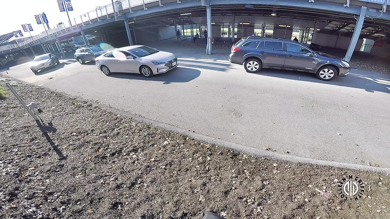 Standard Sample Video, NW3 Vehicles, Camera Angle 3 of 3