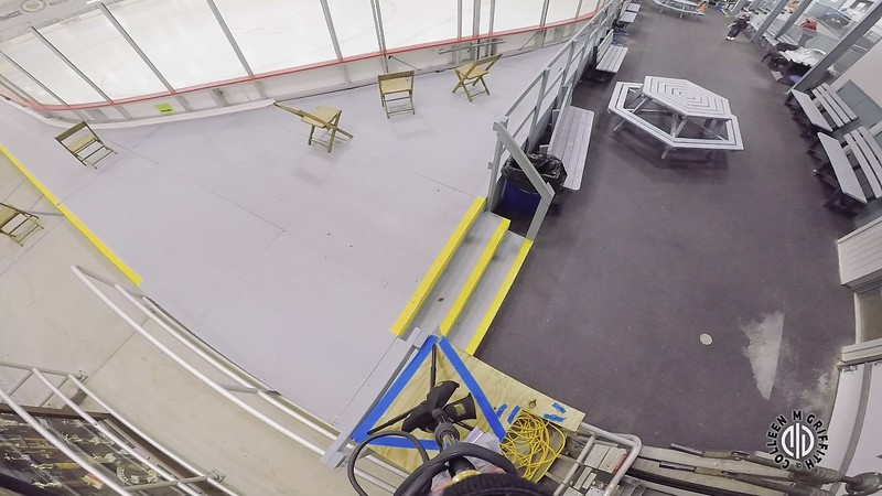 """Elite Standard Edited Video: Elite #4 """"Rink Viewing Area"""", Camera Angle 3 of 3"""