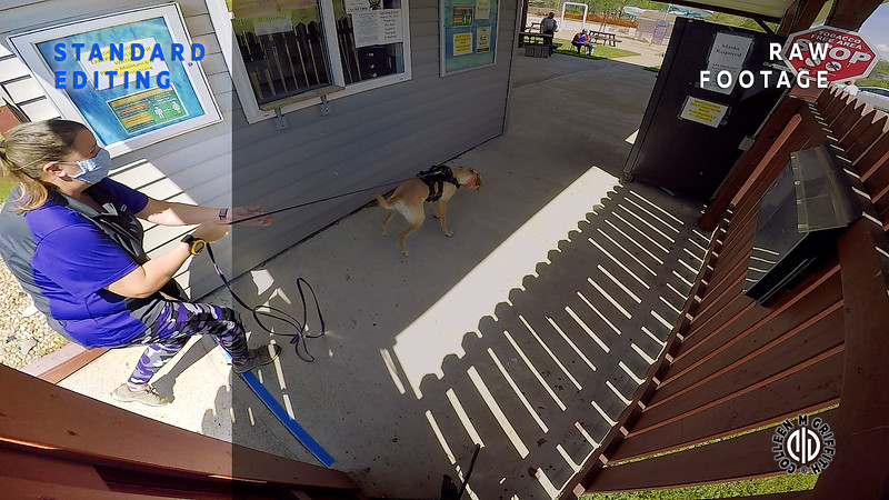 """NW3 Standard Edited Sample Video: Exterior 1 """"Picnic Area"""", Camera Angle 1 of 2"""