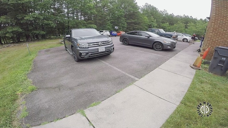 Standard Sample Video: Vehicles, Camera Angle 3 of 3