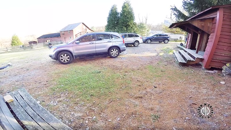NW1 Standard Video, Vehicle Search, Camera Angle 3 of 3