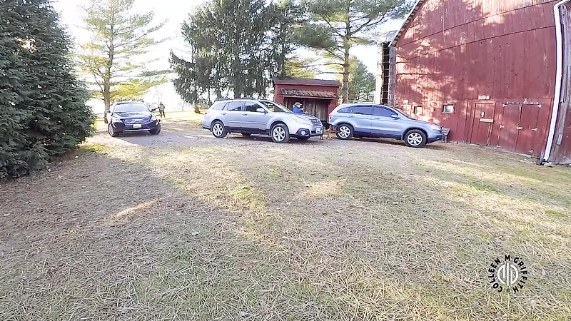 NW1 Standard Video, Vehicle Search, Camera Angle 2 of 3