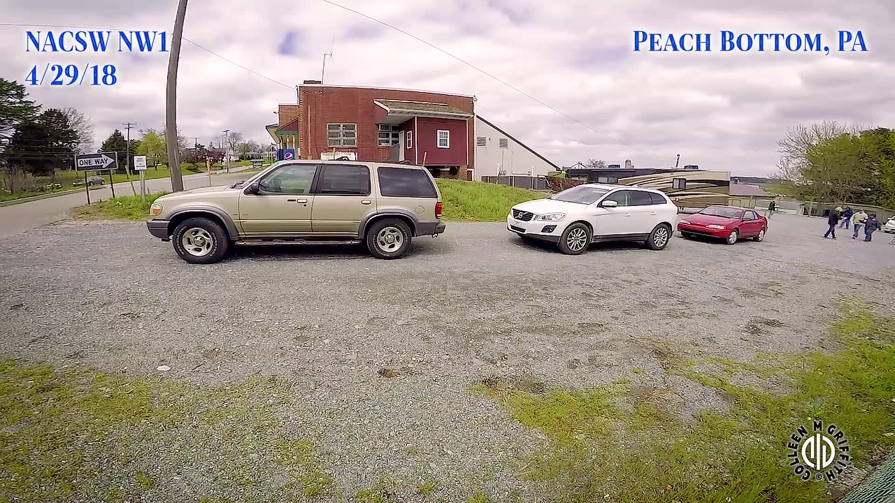 Standard Sample Video, Camera Angle 2 of 2, NW1 Vehicles