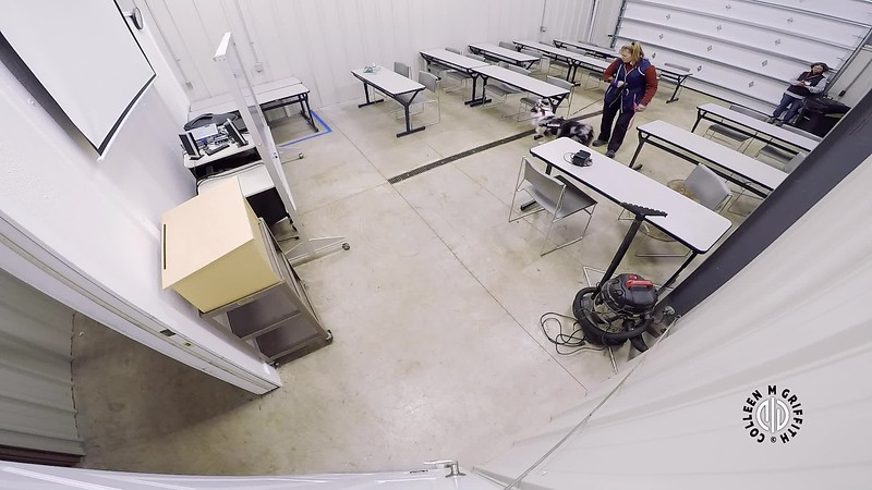 "Elite Standard Sample Video, Search 3 ""Garage"", Camera Angle 1 of 3"