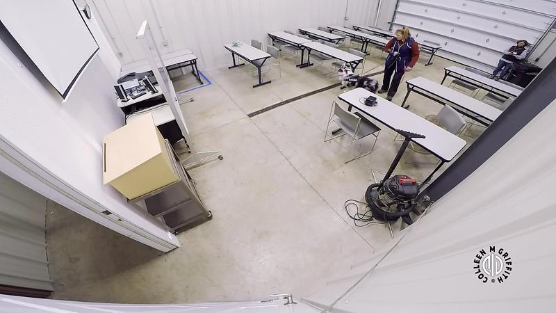 "Elite Standard Sample Video, Search 3 ""Garage"", Camera Angle 1 of 3"