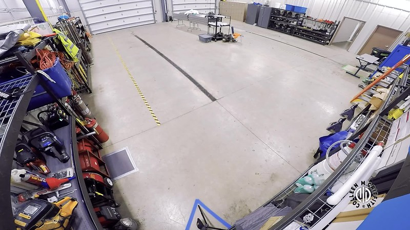 "Elite Standard Sample Video, Search 3 ""Garage"", Camera Angle 2 of 3"
