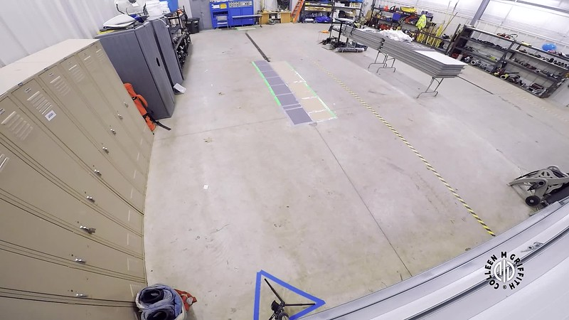 "Elite Standard Sample Video, Search 3 ""Garage"", Camera Angle 3 of 3"