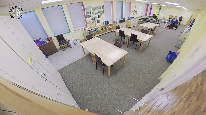 NW2 STANDARD EDITED Sample Video, Camera Angle 2 of 2: Interior 1 - Schoolroom