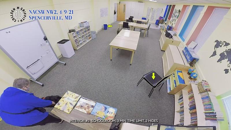NW2 PREMIUM EDITED Sample Video: Interior 1 - Schoolroom