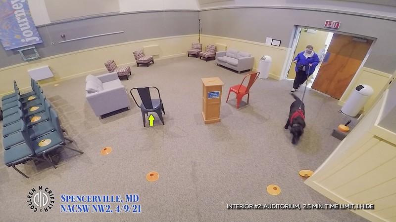 NW2 PREMIUM EDITED Sample Video: Interior 2 - Auditorium