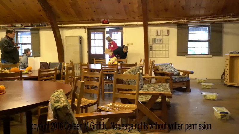Judy Archer-Dick and Kat, L1C at  Trout Run, Video by Colleen M. Griffith