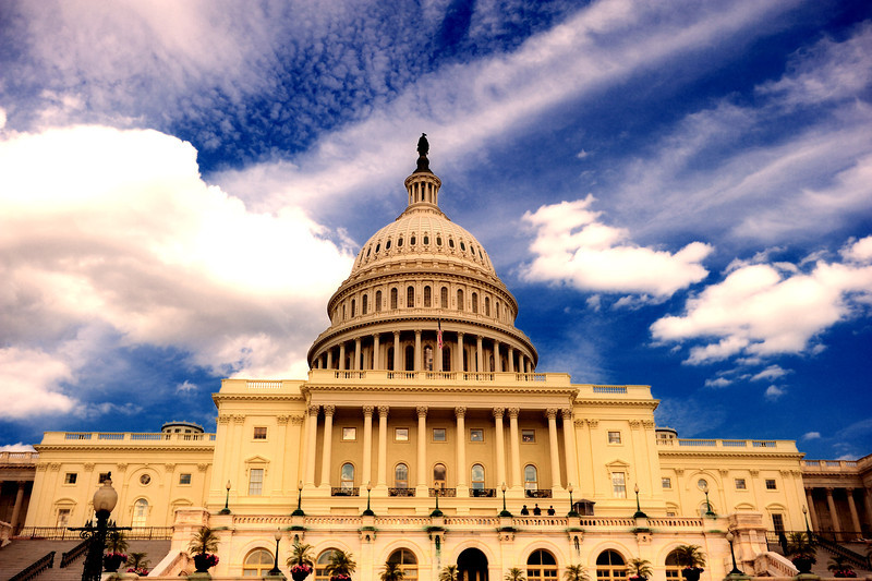 United States Capital in Washington D.C.
