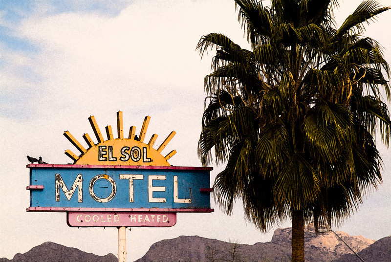 The El Sol Motel