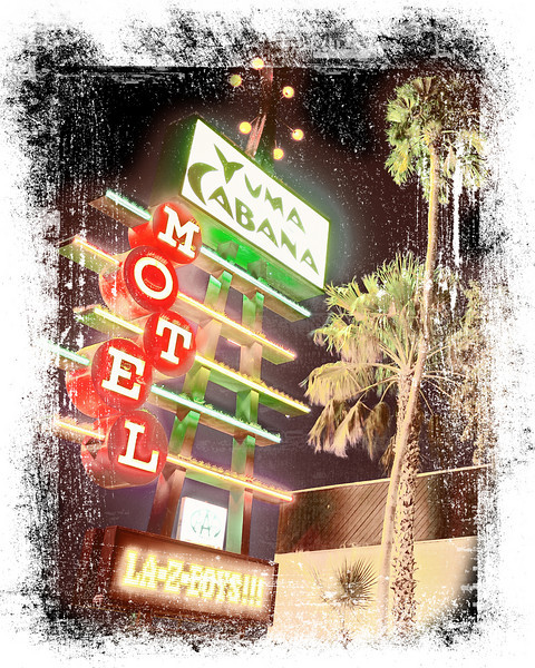The Yuma Cabana Motel