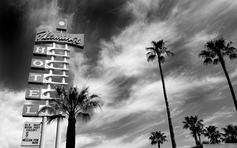 The Flamingo Hotel