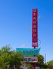 Sahara Motel, converted to student housing for University of Arizona students in an adaptive reuse.