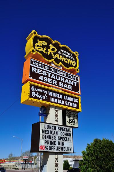 El Rancho Hotel and Motel