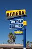 Riviera Motor Lodge;  Tucson, Arizona