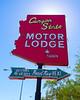 Canyon State Motor Lodge; Tucson, Arizona