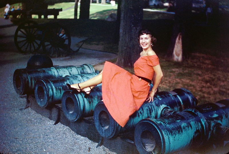 Norma at West Point, 1954