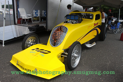 30th Annual Nostalgia Summernationals at Raceway Park July 2009