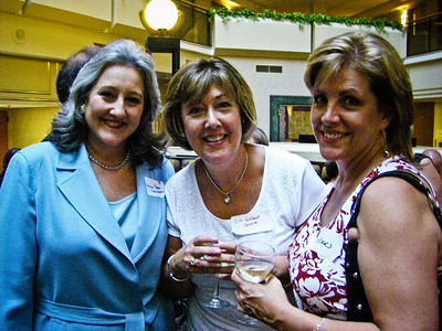 Deborah Thoma Charboneau, Liz Gallant Spoone, Colleen Lockard