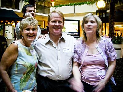 Beth Coakley Mills, Ed Sellman, Vickie Sellman