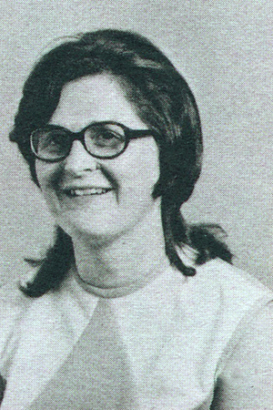 Adcock, Margaret