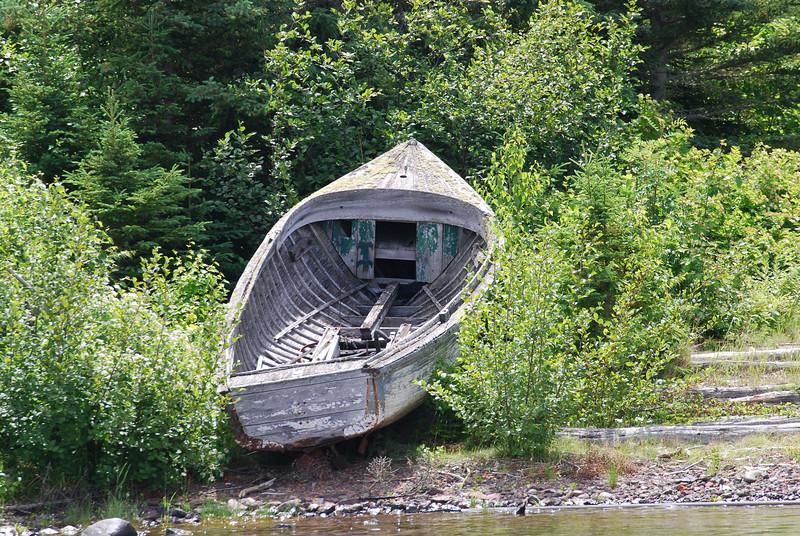 Vintage Boat (1 of 2)