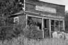 Vintage Store (B&W)