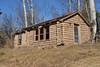 Vintage Log Cabin