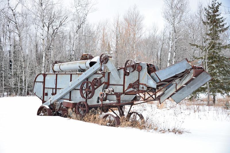 Vintage Harvester