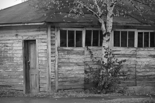 Vintage Garages