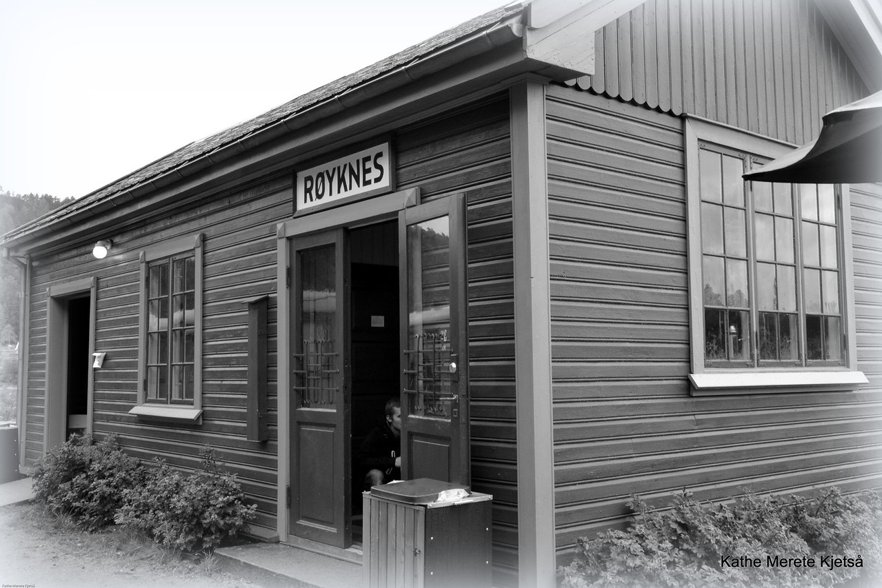 Røyknes stasjon